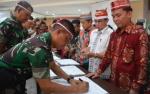 Bela Negara di Kalimantan Tengah Makin Dimantapkan