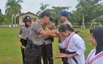 Toreh Prestasi di Piala Kapolda Karateka Pulang Pisau Terima Reward