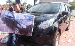 Murid SD Ini Berangkat Naik Angkutan Kota, Pulang Bawa Mobil