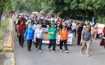 Peringati Hari Primata Indonesia, Bupati Kobar Jalan Bersama di Lokasi Car Free Day