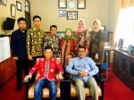 Komisi I DPRD Barut Kunker ke Disdik Palangka Raya