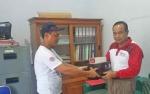 Kelurahan Tumbang Marikoi Dapat Bantuan Sarana dan Prasarana Olahraga dari Provinsi