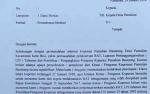 Anggota Koperasi Pamalian Bauntung Resmi Kirim Surat ke Kades Minta Mediasi