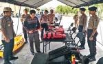 Tim Kompolnas Cek Kesiapan Polres Palangka Raya Hadapi Pilkada 2018