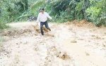 Bupati Perintahkan Dinas PUPR Perbaiki Jalan Bintang Ninggi I