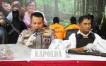 Kapolda Kalteng Bakal Turunkan Tim Petakan Kawasan Orangutan