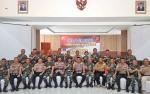 Beginilah Kekompakan TNI-Polri di Kalteng