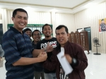 Inilah Sang Jawara Lomba Karaoke Wartawan di Kodim 1016 Palangka Raya