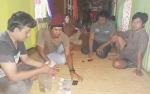 Polisi Ciduk Bandar Kupon Putih di Desa Tanjung Jawa