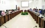 Raperda Pengangkatan dan Pemberhentian Perangkat Desa Masih Dikonsultasikan