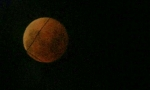 Langit Cerah, Super Blue Blood Moon di Pangkalan Bun Terlihat Jelas