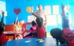 Bripka Yulianto, Babinkamtibmas yang Jadi Guru Bantu di PAUD