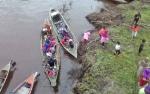 Pemkab Kapuas Bangun Jalan, Jembatan, dan SPAM di Beberapa Desa