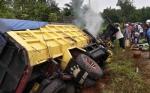 Kerugian Kecelakaan Maut di Pundu Capai Puluhan Juta Rupiah