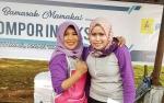 PWI Kapuas Juara 1 Lomba Masak Menggunakan Kompor Induksi