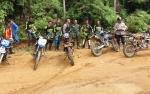 Club Trail Rungan dan Tumbang Talaken Ngetrail Bareng