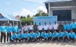 18 Pegawai Dishub Barito Selatan Ikut Pelatihan Pengaturan Lalulintas