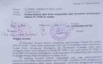 Ribuan Masyarakat dari Tiga Kecamatan akan Demo PT Task
