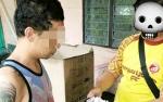 Anggota Polres Palangka Raya Tangkap Pengedar Sabu