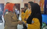 149 Mahasiswa Untama Terima Beasiswa dari Pemkab Kobar