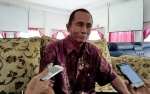 Anggota Komisi I DPRD Barsel Pertanyakan Penundaan Pilkades Muara Singan