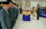 Dewan Hakim dan Panitera MTQ Barito Utara Dilantik
