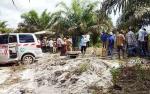 Jasad Bos Dipulangkan, Asisten Dikubur di Kebun Sawit