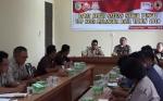 Tim Saber Pungli Palangka Raya Mantapkan Kerjasama