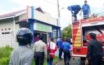 Warung Makan Nyaris Terbakar, Seorang Karyawan Jadi Korban