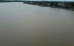 Air Sungai Katingan makin Keruh
