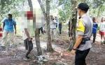 Warga Kelurahan Tanjung Pinang Temukan Pemuda Gantung Diri