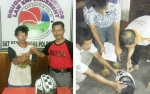 Pemuda Diciduk Polisi Lantaran Simpan Sabu di Helm