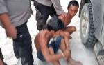 Ancam Polisi, Geby dan Dua Anaknya Dijeruji