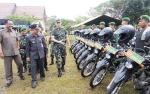 Wali Kota Pimpin Apel Gelar Pasukan Pengamanan Pilkada