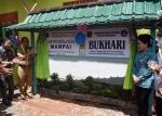 Bupati Kapuas Resmikan Kantor Kepala Desa dan PAUD di Desa Mampai