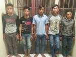 Coba Bobol Gedung Walet di Katingan, Lima Pemuda Ini Akhirnya Berurusan dengan Polisi