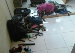 Ini Barang Bukti Milik 5 Pemuda yang Coba Bobol Gedung Walet di Marikit