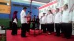 Ary Egahni Ben Bahat Kembali Jadi Ketua PMI Kapuas