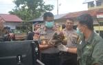 Polres Katingan Serahkan 4 Hewan Dilindungi ke BKSDA Kalteng