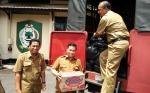 Pemkab Kotim Salurkan 890 Paket Sembako untuk Korban Banjir