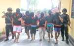Tujuh Anggota Sindikat Curanmor Asal Kumai Dibekuk, Dua Didor
