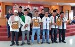 KPU Murung Raya Tetapkan Tiga Pasangan Calon Kepala Daerah di Pilkada 2018