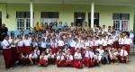 Bunda PAUD Kunjungi TK dan PAUD Kecamatan Basarang