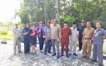 Anggota DPRD Cek Lahan Hibah untuk Pengadilan Tipikor