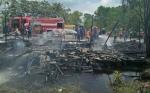 Ini Penyebab Kebakaran Dua Rumah di Palangka Raya