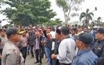 Aliansi Masyarakat Kapuas Demo KPU