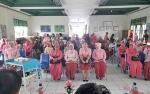 Ratusan Polwan dan Ibu Bhayangkari Datangi Puskesmas, Ada Apa?