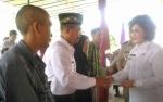 Wakil Bupati Barito Selatan Serahkan 1.594 Sertifikat Tanah