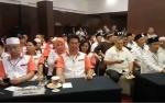 Begini Suasana Pengundian Nomor Urut Paslon Wali Kota Palangka Raya