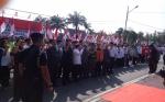 Gubernur Sugianto Tegaskan Penyelenggara Pilkada Harus Netral